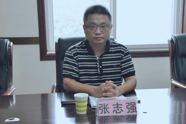河南阜阳中级人民法院赴台前县法院召开调研事宜座谈会