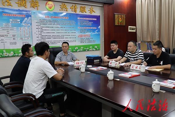 党建引领探索商会调解新路,打造南宁市域社会治理新模式