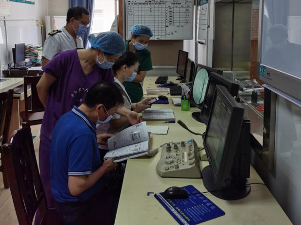岳阳开展放射诊疗及职业健康专项执法检查
