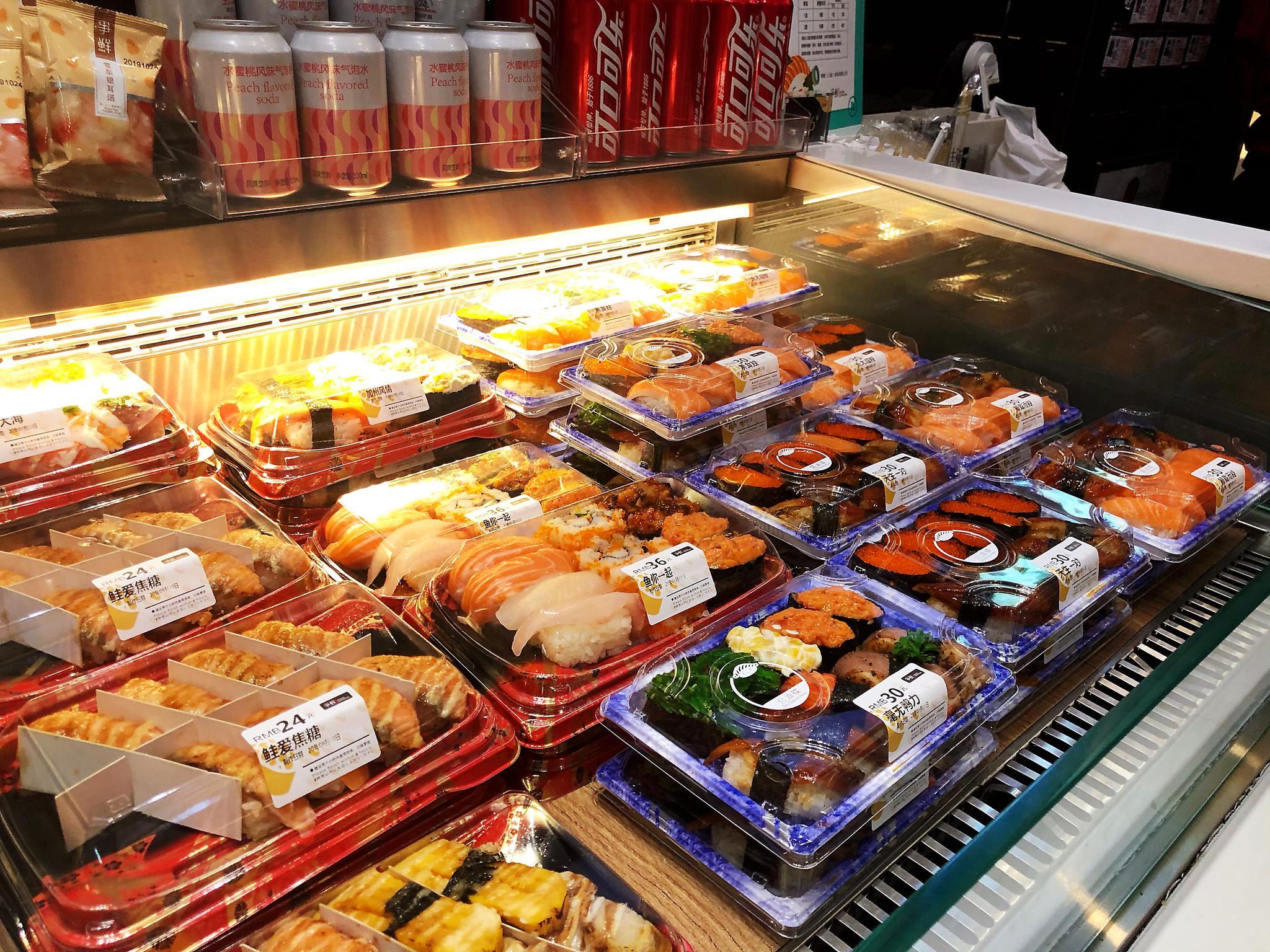 三文鱼回归受待见吗?实地探访19家日料店、超市、互联网平台图片
