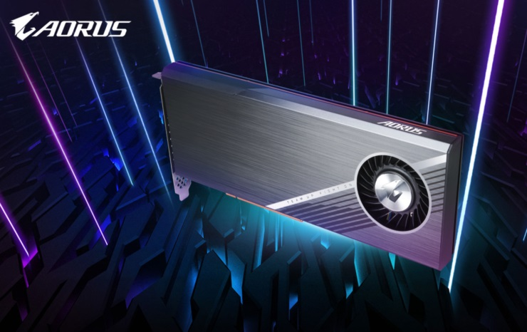 技嘉发布 AORUS Gen4 AIC SSD:支持 PCIe4.0、读写 15000 MB/s