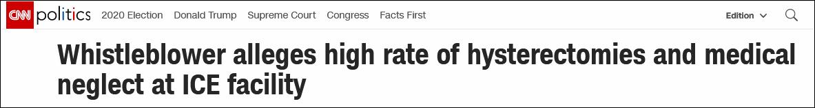 """""""为新疆编造的谎言,真在美国发生了"""""""