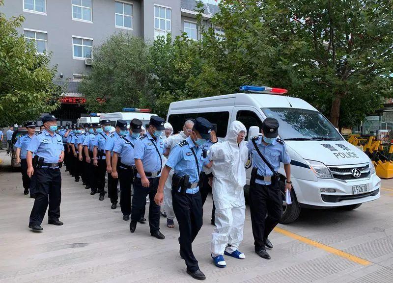 非法猎捕收购野猪、果子狸等野生动物千余只,陕西32人受审