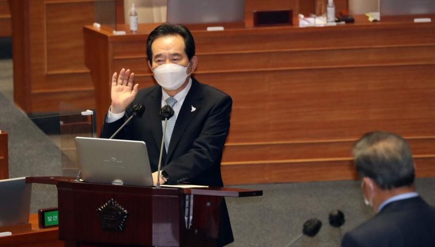 韩国总理:疫情初期没有全面禁止中国人入境是明智之举