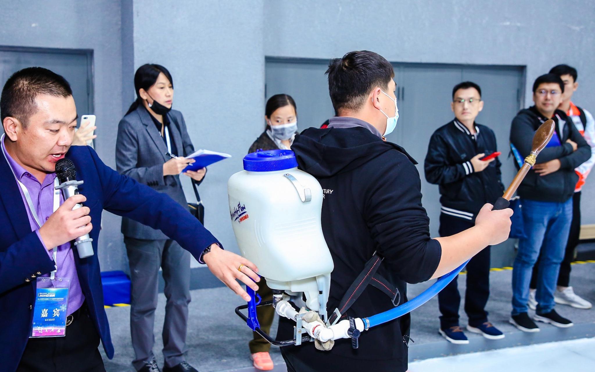 北京职业滑雪指导员已培养1315人,提前完成任务图片