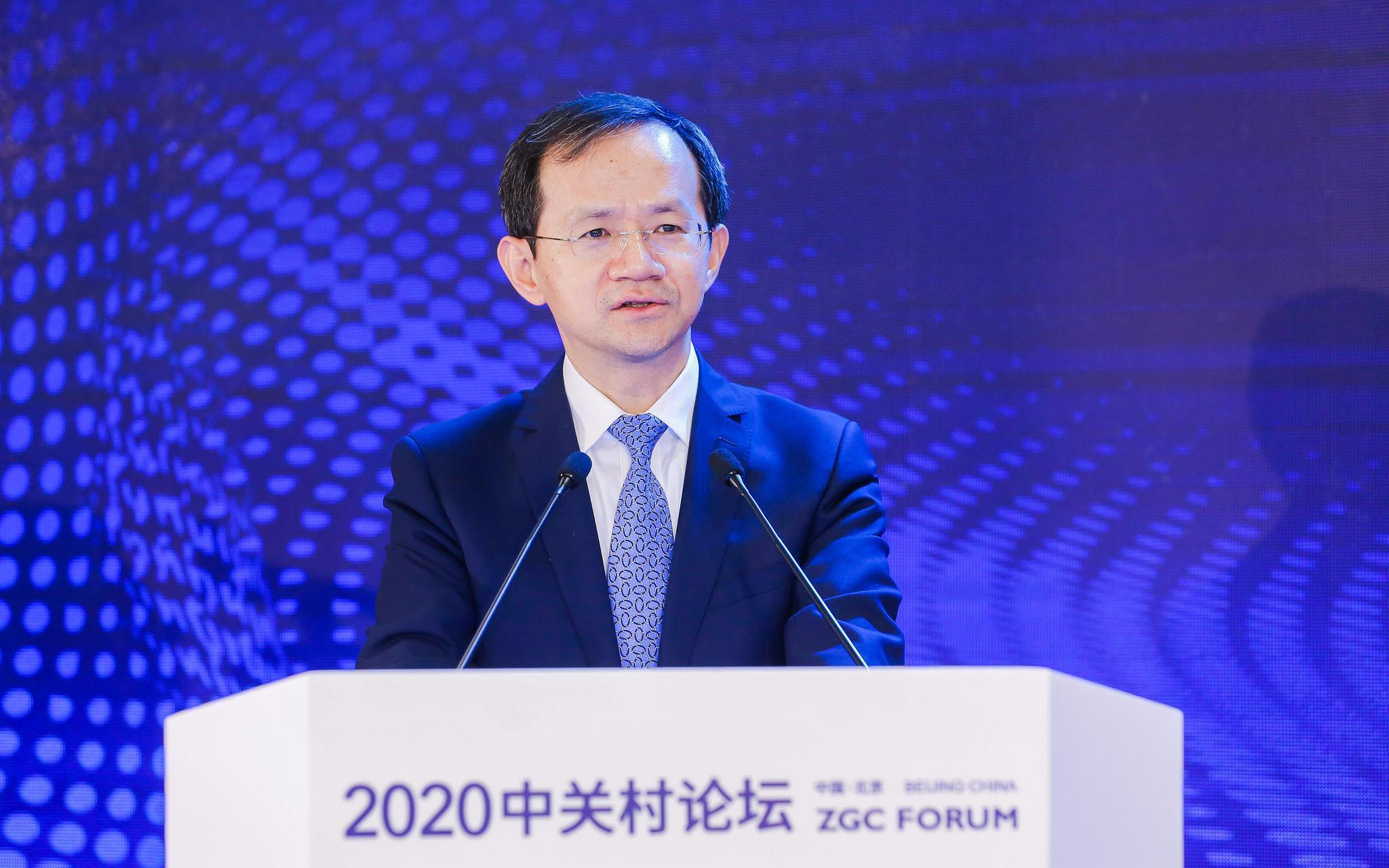 北京市副市长殷勇:将依托怀柔科学城等对标国际科技前沿图片