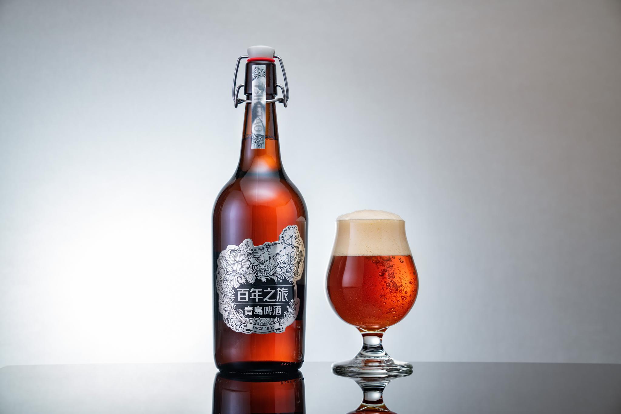 青岛啤酒 传承中创新一杯啤酒的百年活力图片