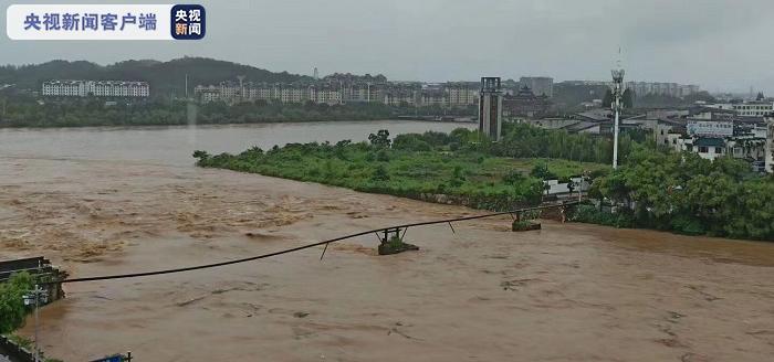 安徽被洪水冲毁的明代古桥修复设计方案通过了!图片