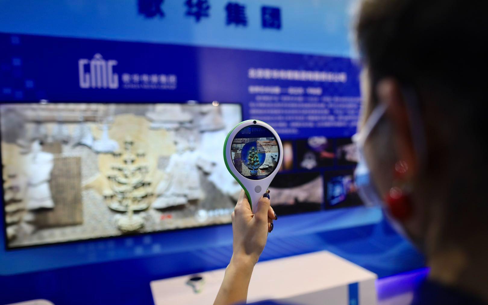 直击科博会:防疫新科技和城市大脑预示未来趋势图片