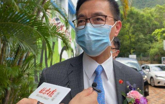 香港教育局:正制订国安法课程大纲及教材,正确的事一定要做