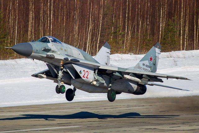 印度斥资51亿美元购买俄制米格-29战机 美国直接怒了