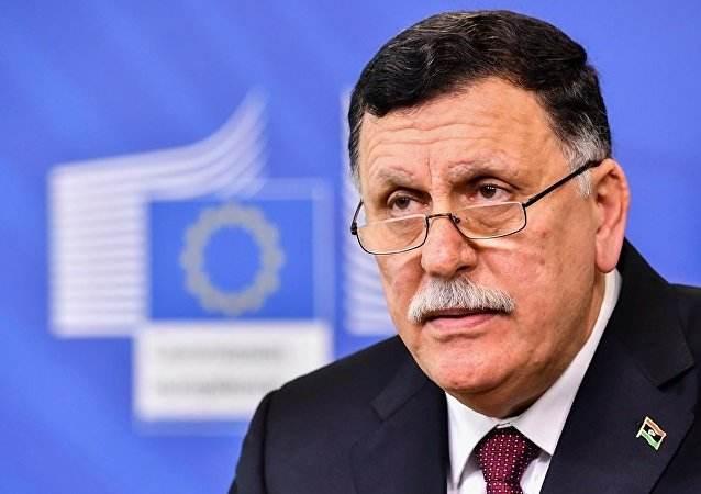 利比亚民族团结政府总理宣布10月底前辞职