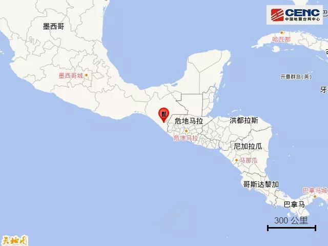 墨西哥发生5.1级地震图片