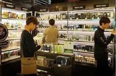 """男士也爱""""妆""""点脸面 中国男士护肤品市场已达到百亿元规模"""