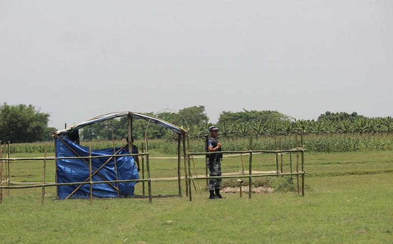 年内,尼泊尔要在与印度接壤这个县增设9个哨所图片