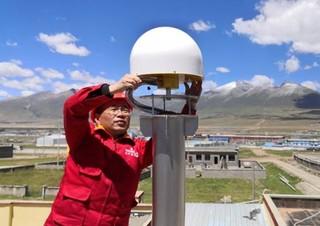4200米!西藏建成中国海拔最高电力北斗基准站图片