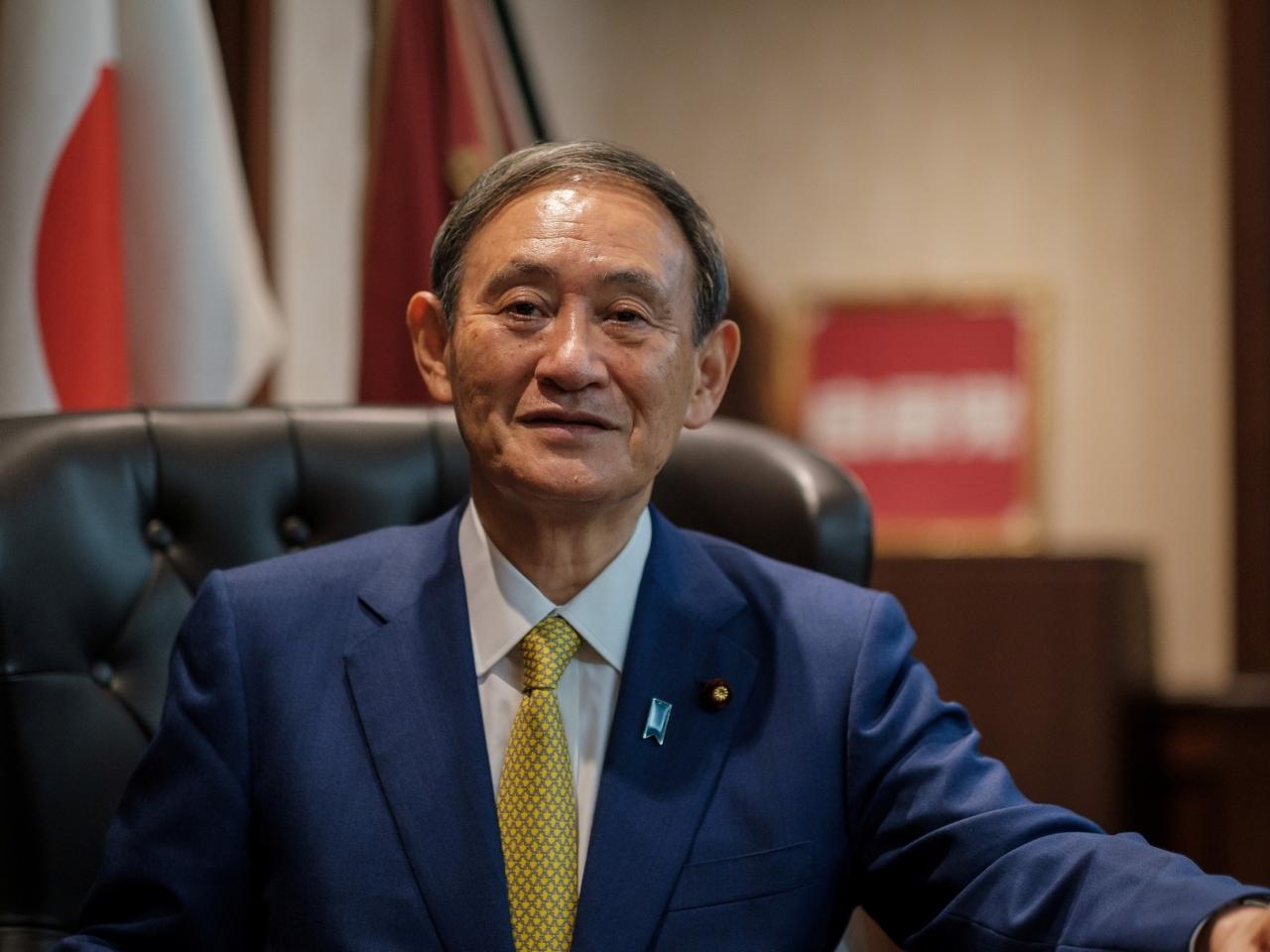 菅义伟当上首相之后 工资涨了多少?