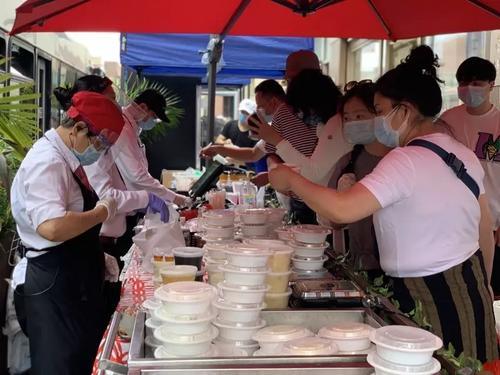 美媒:美国会众议员新提案助餐饮业 华裔吁尽快出台相关补助