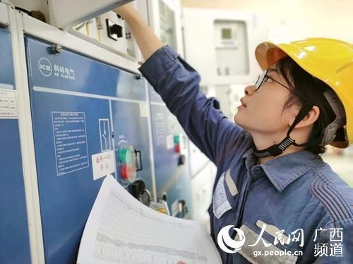 广西首个AI技术智能配电开关房电网项目投运