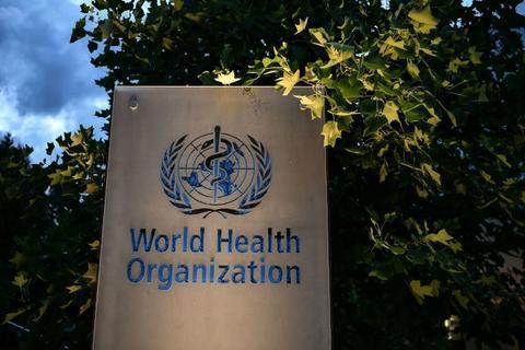 世界卫生组织(图:Getty)