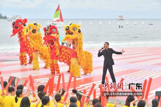 中央广播电视总台《唱响新时代》节目进阳江