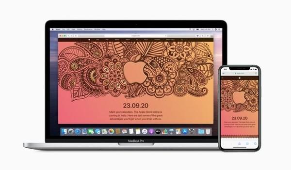 苹果9月23日在印度开设在线Apple Store 都2020年啦