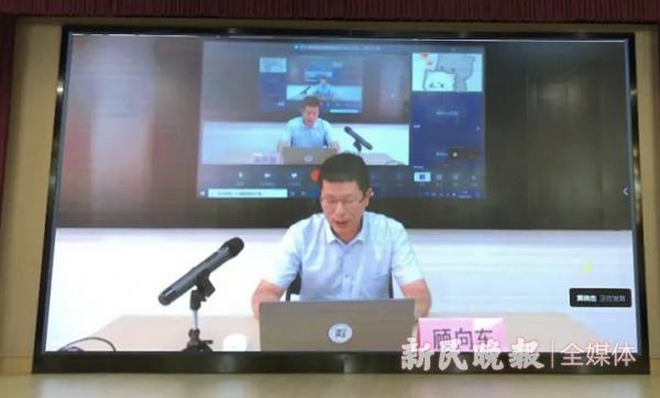 万里支教 云端寄情:上海闵行区援疆教师开展线上教学工作