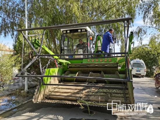 """瓜州农业机械化为农村振兴插上""""科技翅膀"""""""