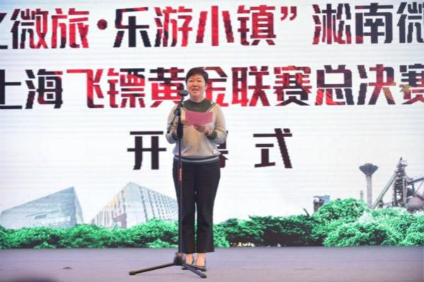"""2020上海飞镖音乐节暨""""文化微旅·乐游小镇""""淞南微旅游节开启"""
