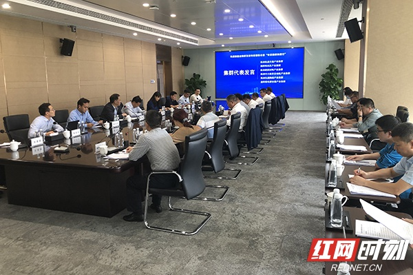 专家学者聚长沙 为湖南先进制造业产业集群发展诊脉支招