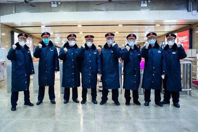北京西站:筑牢首都抗击疫情的铁路防线 | 铁路抗疫英雄谱之八图片