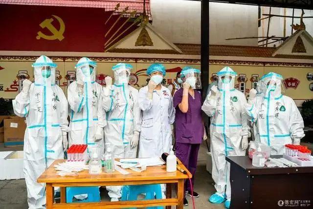 【行动】云南紧急下达边境疫情防控补助资金5亿元!用于物资购置、边境群防联控……图片