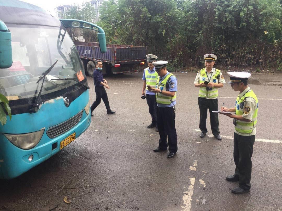 查处重点违法行为5626起 重庆交巡警严管严查重点交通违法行为