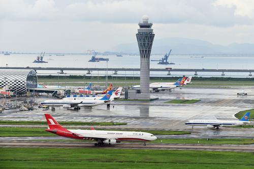 深圳机场客运业务加速恢复!国内客流、国内客运通航点已恢复至去年同期