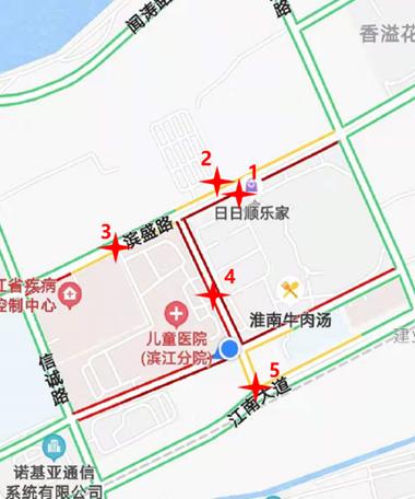高德地图助力杭州交管进行精细化治堵,有效解决医院停车难问题