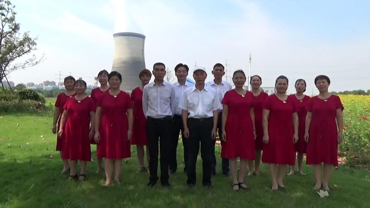 拱墅区康桥街道康乐阳光合唱团《我们的中国梦》