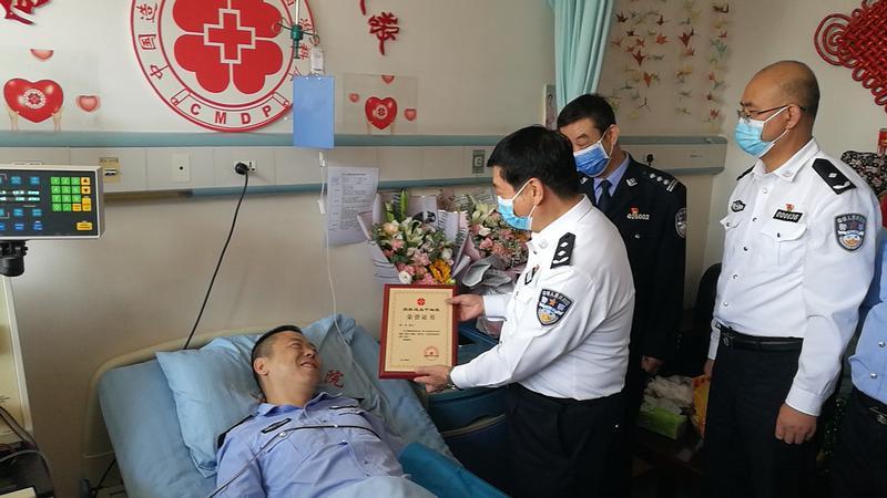 谢谢你,甘肃第38例造血干细胞捐献者!