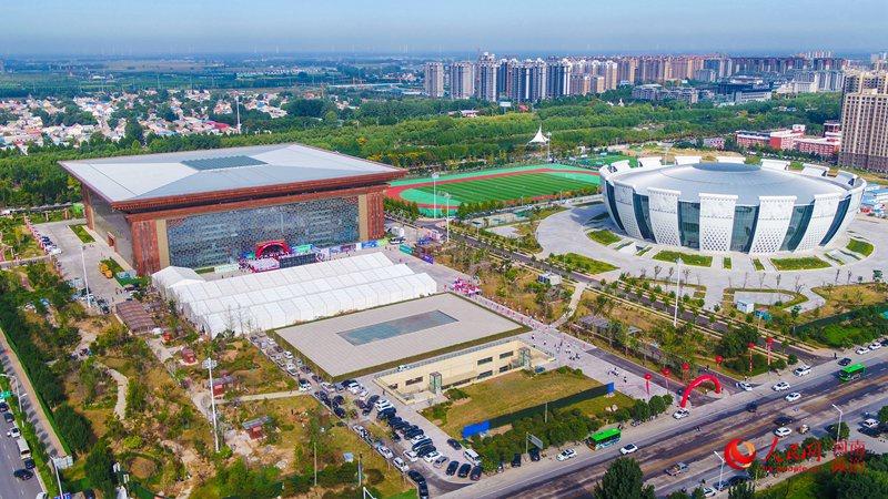 第三届中国青峰实木家具展开幕