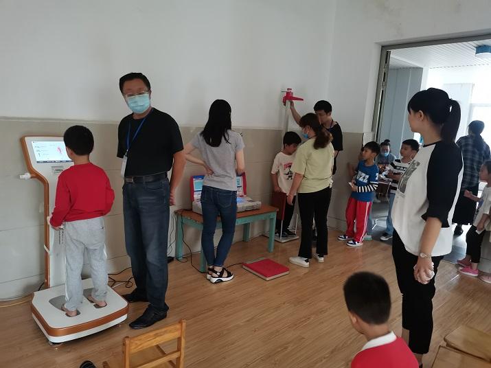 扬州市邗江区启动全国第五次国民体质监测