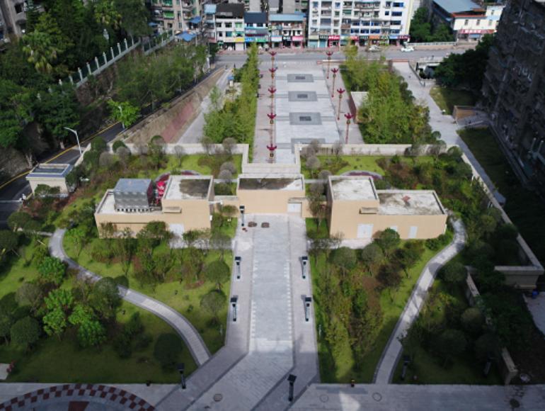 四川渠县检察院:打造优美办公环境 提升机关文化内涵