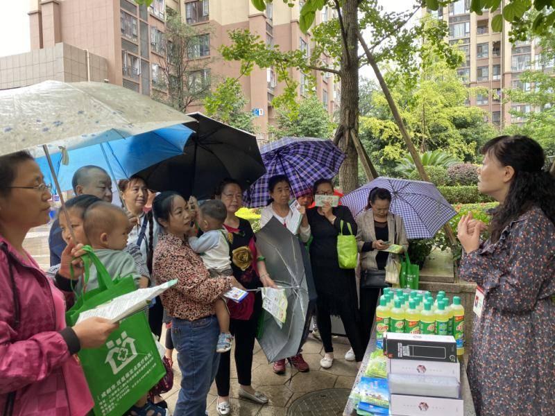 创建国家食品安全示范城市 成都二仙桥街道提升居民食品安全意识