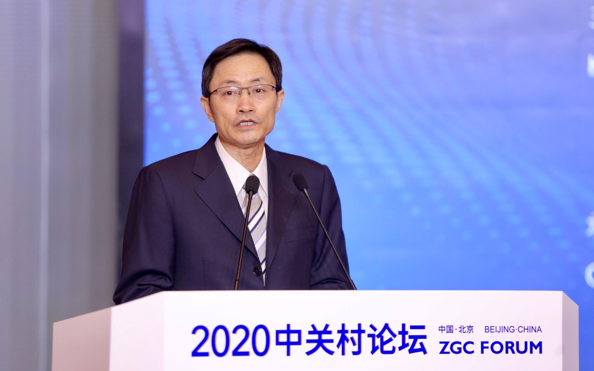 科技部副部长李萌:支持北京、西安等13地建设人工智能试验区图片