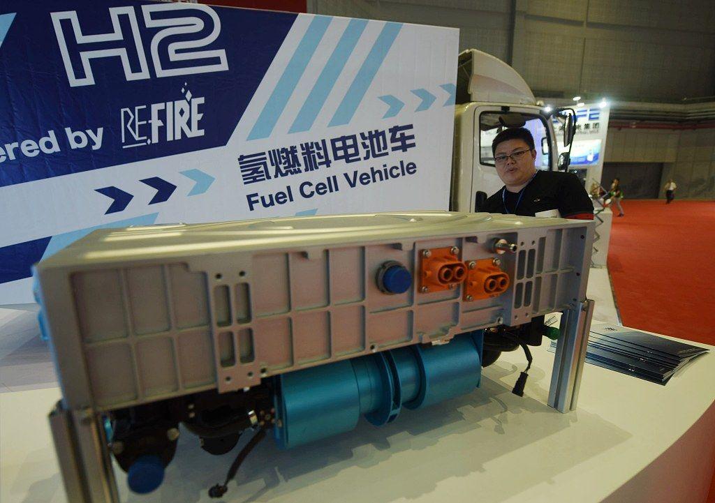 """补贴有望倾斜商用车  燃料电池汽车会走先""""商""""后""""乘""""路径?图片"""