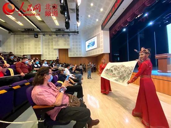 东城区艺术帮扶阿尔山慈善拍卖会在京举办