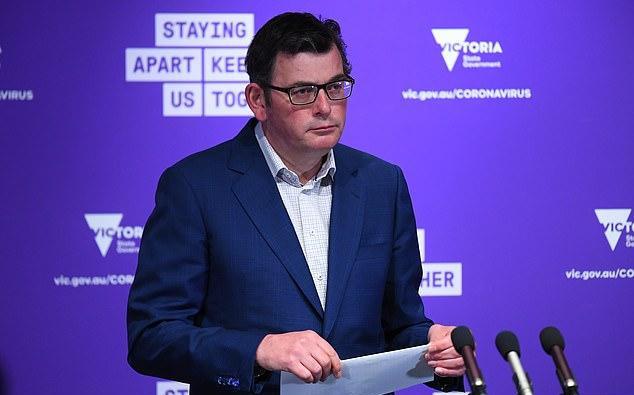 澳洲墨尔本反封锁抗议者聚集,恐引起新型冠状病毒的二次传播