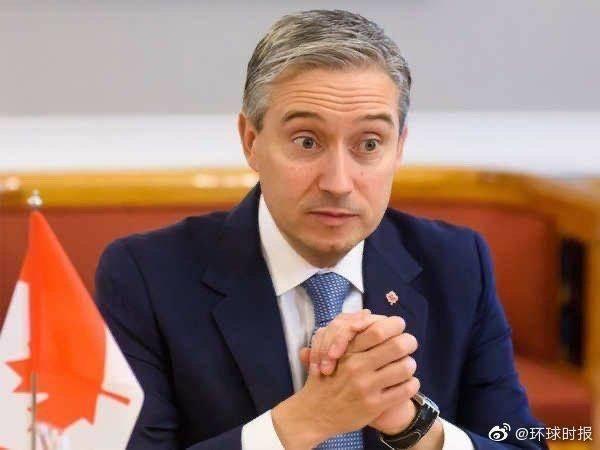 加拿大外长表态 加拿大放弃与中国的自由贸易谈判