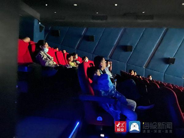 鲁信影城聊城金鼎店重装升级 邀请广大影迷观看《八佰》