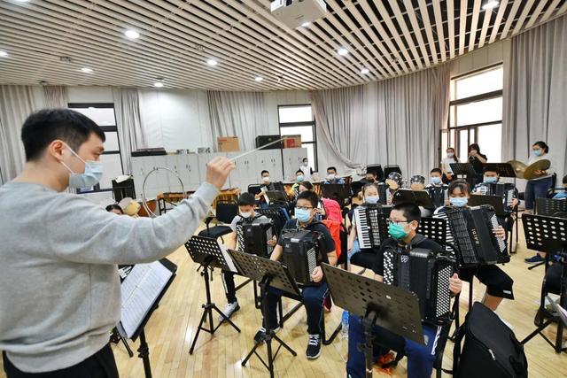 北京市少年宫本日开学 6千论理学员连续开课(图7)