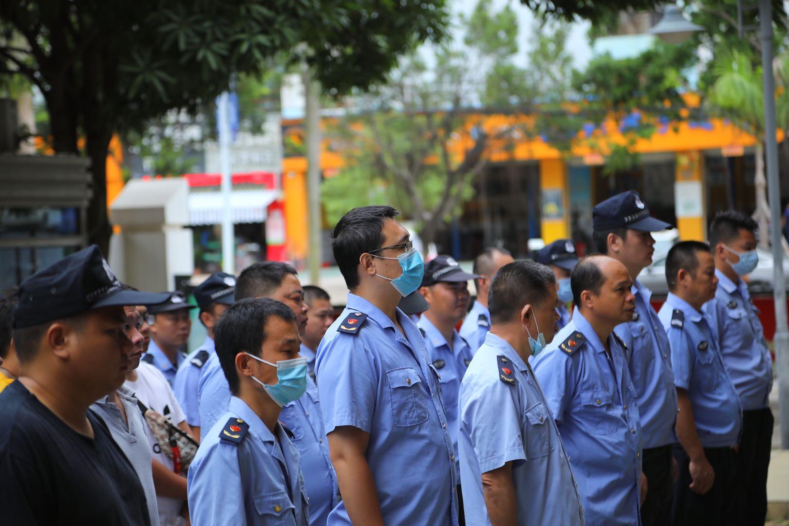 """南宁市开展打击传销""""双清零·双提升""""专项十一号行动 查获涉传人员11人"""