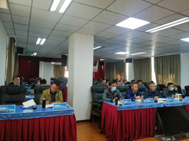 定日县援助律师开展《民法典》学习培训会
